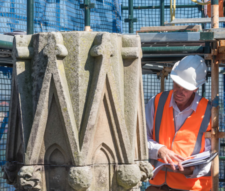 Stone Conservation Consultant